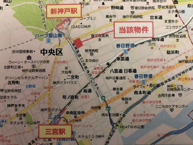 神戸芸術センターメディカルモールの画像