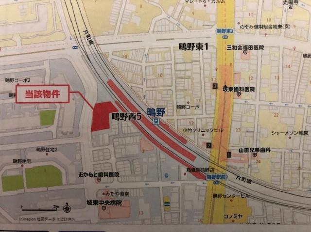 クリニックステーション鴨野駅前(仮称)の画像